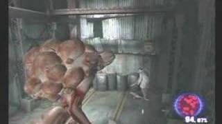 Resident Evil Outbreak : BFP Danger Game Boss Fight