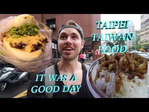 MASSIVE TAIWANESE BREAKFAST - Food EUPHORIA in Taipei, TAIWAN