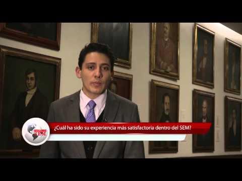 OrgulloSEM: Entrevista con el Primer Secretario Alejandro Ramos Cardoso