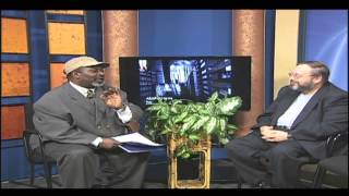 APN TV Media 21 - Interview with Professor and Novelist Walter E. Mark (1 of 2)