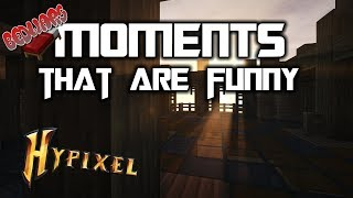 Hypixel Bedwars Funny Monents! with Wookie!