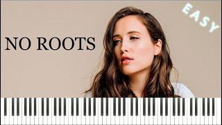 Baixar Alice Merton - No Roots (Piano Tutorial & Sheets) (EASY)