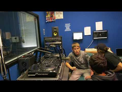 Sports Broadcasting Camp Radio FAU 24