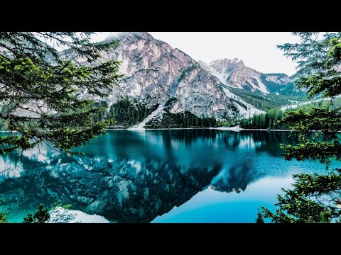 Classical Blues Instrumental with Natures Beauty Background