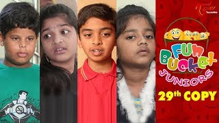 Fun Bucket JUNIORS | Episode 29 | Kids Funny Videos | Comedy Web Series