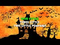 Download Ten Little Pumpkins & Ten Little Witches - Halloween Song MP3 song and Music Video