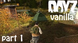 Arma 2: DayZ Vanilla Survival (1.8.3) - Part 1