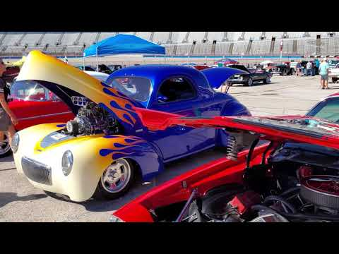 Goodguys Lone Star Nationals 2019 Texas Motor Speedway classic car & truck Samspace81 vlog pt 2