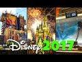 2017 Top 10 New Disney Rides and Attractions! | Disney World & Disneyland