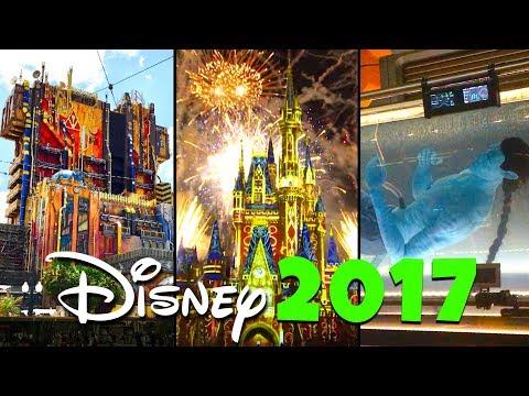 2017 Top 10 New Disney Rides and Attractions!   Disney World & Disneyland