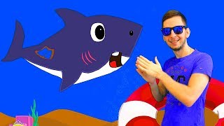Baby Shark Dance Songs | Kids Songs and Nursery Rhymes | Animal Songs and more