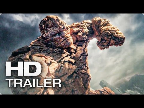 FANTASTIC FOUR Trailer (2015)