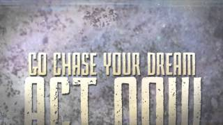 Video Stolen Allegra - Don't Follow Your Dream, Chase it! (Official Lyric Video) download MP3, 3GP, MP4, WEBM, AVI, FLV Agustus 2018