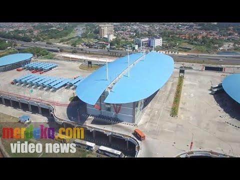 Terminal Pulo Gebang, Proyek Ratusan Miliyar Rupiah Pemprov DKI Jakarta Yang Lama Mangkrak