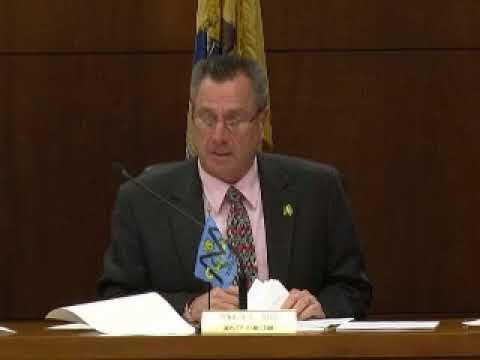Middlesex County Freeholders Sine Die Meeting - 12/28/11