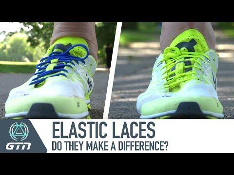 Elastic Laces Vs Shoe Laces   Are