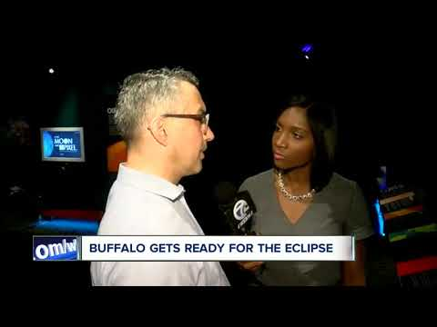 Buffalo Museum of Science's exposes WNY to planets as part of new exhibit