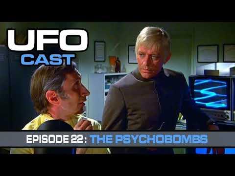 TDP 828: UFOCAST 22 The Psychobombs TDP 828