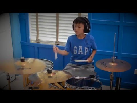 5 Seconds of Summer - She's Kinda Hot (Drum Cover)