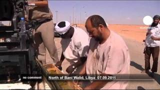 Libya : rebels prepare an assault on Bani Walid - no comment