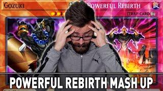 Beatdown Rebirth Mash Up!?? | YuGiOh Duel Links Mobile & Steam w/ ShadyPenguinn