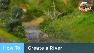 How To: Create a River Scene (Part 3 - Scenery)