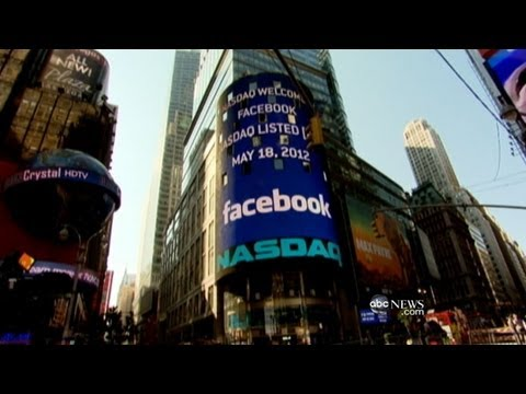 Facebook Stock Drops; Mark Zuckerberg Loses Billions