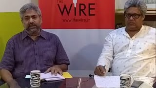 Siddharth Varadarajan and M.K. Venu review the PM's interview with Times Now thumbnail