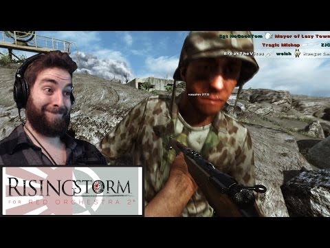 OH COME ON!! | Rising Storm (Red Orchestra 2) Randomness |