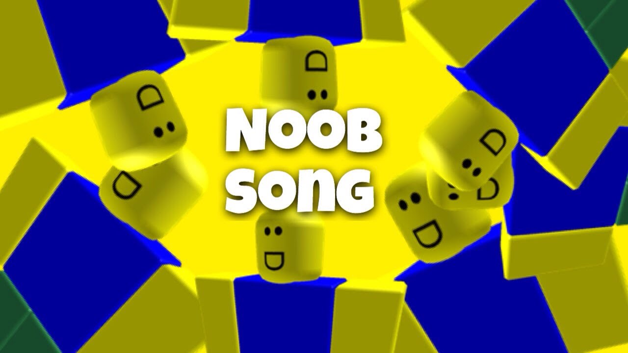 the noob song id code for roblox
