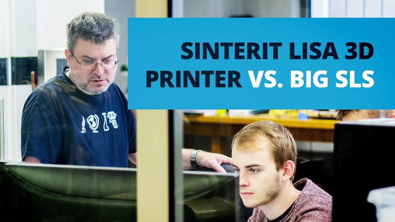 Sinterit - Manufacturer of high quality desktop SLS 3D printers