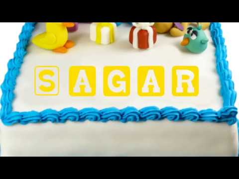 Sagar Name Birthday Cake Images Impremedia Net