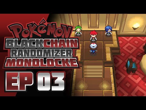 FIRE ON! | Pokemon Black Randomized Chain Monolocke w/ SensationalGP! - Episode #3