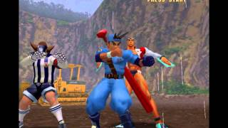 Project Justice Rival Schools 2 Gameplay DC