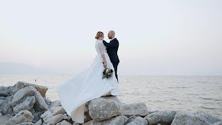 Andrew & Courtney | First Look Video | Utah Lake