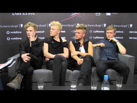 ESCKAZ live in Dusseldorf: A Friend In London (Denmark) interview