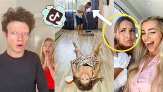 Best TikTok Compilation Videos | tik tok memes funny comedy prank cringe vines | Tik Tok US - UK 38