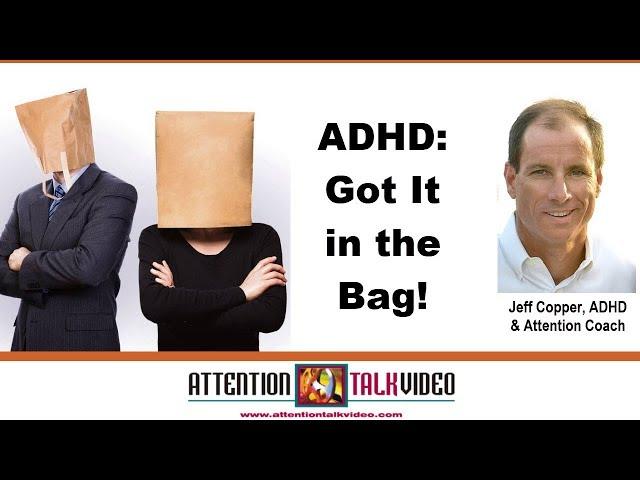 ADHD Organization Tip: The Ziploc Bag