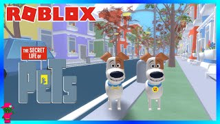 🐕I'M A DOGGY IN NYC!!! 🍎 (Roblox-The Secret Life of Pets Obby)