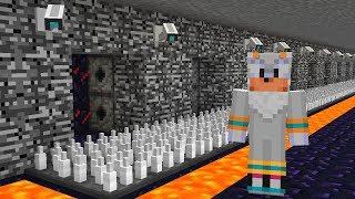 ZAMKNELI MNIE W NAJBARDZIEJ STRZEŻONYM WIĘZIENIU W MINECRAFT! (Minecraft Ucieczka Z  Więzienia!)