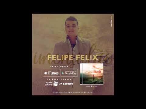 Felipe Felix   Minha Força Está no Senhor (Letra na descrição)