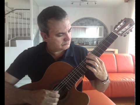 """LOVE IN PORTOFINO """" Solo Guitar """""""