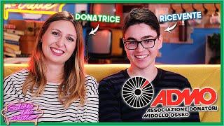 Donare il MIDOLLO OSSEO! - Salotto Della Valle [ft. Filippo ed Emma]