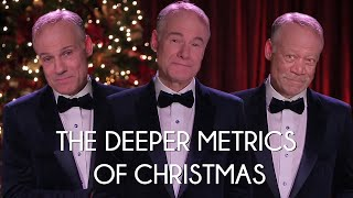 The Deeper Metrics of Christmas, Deep Fake Poem by Impressionist Jim Meskimen