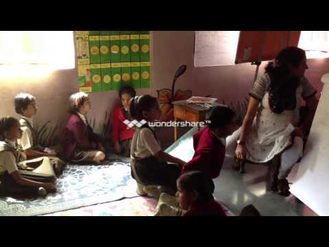 Modelling CAFE Strategy - DAILY 5 in action_Grade 3_Teach For India.mp4