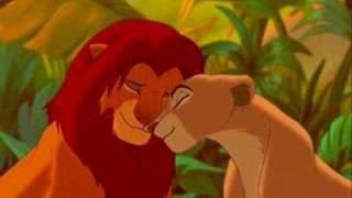 Føl hvordan dit liv bli´r fyldt - løvernes konge (danish)