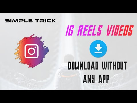 How to Download Instagram Reels video without downloading App in Tamil download Instagram Videos