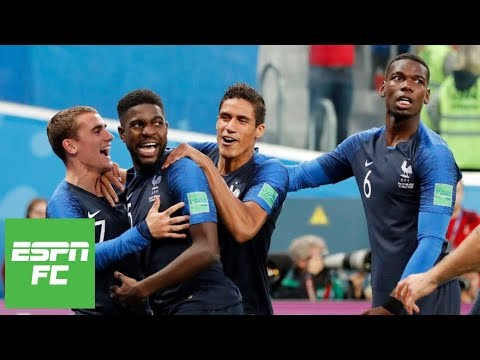 France vs. Croatia World Cup final preview: France favorites, but Croatia 'never give up' | ESPN FC