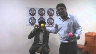 Adult Midbrain Activation Demo 1 - Third Eye - Mission Genius Mind