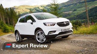 Vauxhall Mokka X 2016 review